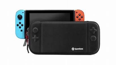 Switch Nintendo Case Cases Tomtoc Slim Pwrdown