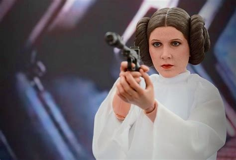 Princess Leia 'star Wars' Collectible Doesn't Need