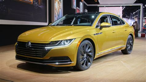 2019 Volkswagen Arteon Makes Us Debut At Chicago Auto Show