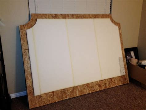 Homemade King Size Headboard Determine The Size Shape And