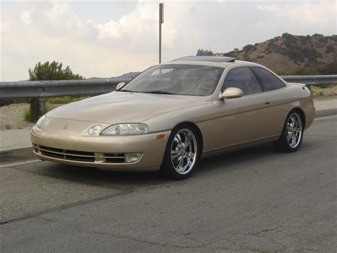 lexus sc400 lowered sc 400 300 pics on lowered springs page 3 club lexus