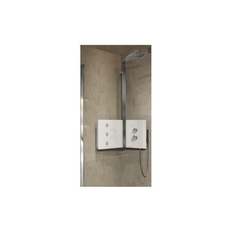 colonna doccia attrezzata novellini spa sint colonna doccia attrezzata ad angolo