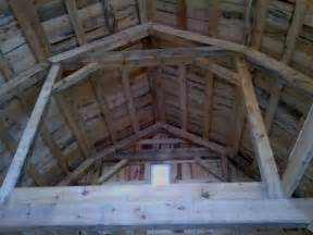 Photo Of Barn Roof Design Ideas by 22x50 Gable Barn Plans With Shed Roof Lean To