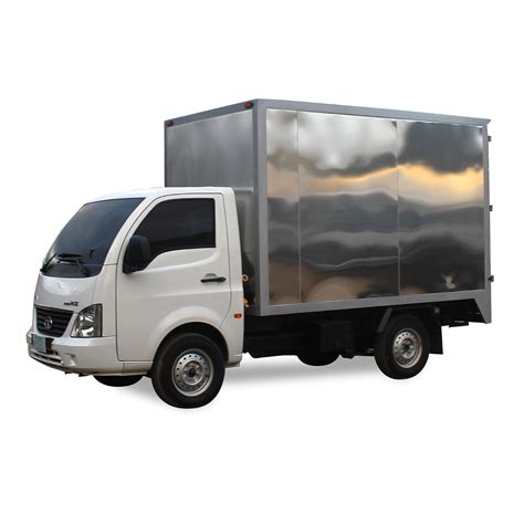 Tata Ace Picture by 9 Footer Customized Aluminum Tata Ace Centro