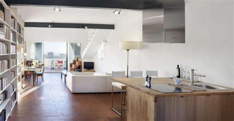 soluzioni cucina soggiorno cucina con soggiorno foto design mag