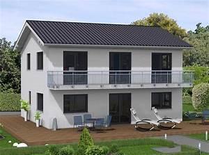 Fertighaus 2 Familien : fertighaus 148 sd einfamilienhaus 2 geschosse ~ Michelbontemps.com Haus und Dekorationen