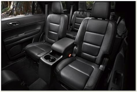 2016 Ford Explorer With Captain Seats by Ford Explorer With Captain Chairs 100 Images 2016