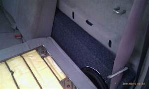 Subwoofer Install In 1st Gen Doublecab