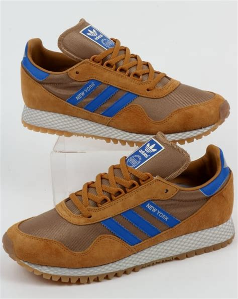 casual kickers brown adidas new york trainers mesa blue og shoes original