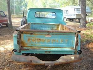 1964 Chevrolet   Chevy   Long W Base Stepside Truck Manual