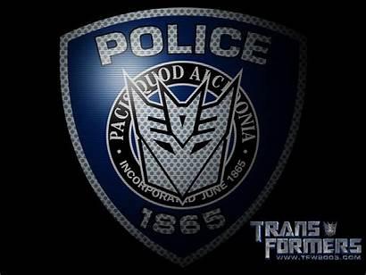 Police Wallpapers Decepticons Transformers Decepticon Punish Enslave