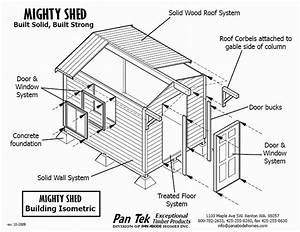 Mighty Cabanas And Sheds  Pre