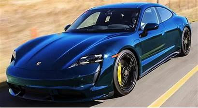 Taycan Porsche Looks Away Autoblog Wordt Dit
