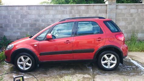 2007 Suzuki Sx4 For Sale by 2007 Suzuki Sx4 4x4 For Sale Or Exchange For Sale In Gorey