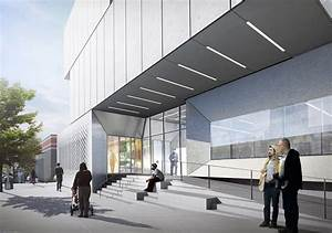 NYPD 40th precinct in the bronx by bjarke ingels group