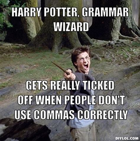 Grammar Meme Generator - the wisdom of the ages life in the realm of fantasy