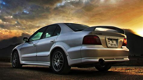 Mitsubishi Galant Car by Car Wallpaper 0101
