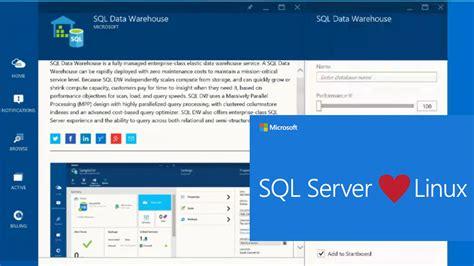 microsoft announces sql server  linux wait
