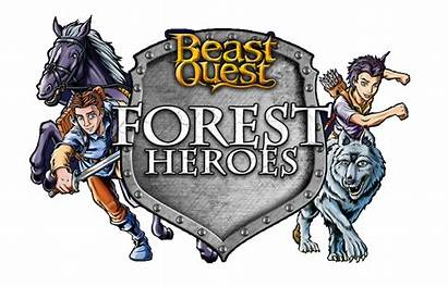 Quest Beast Heroes Forest