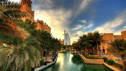 Middle Eastern Dubai Wallpapers Widescreen Wallpaperaccess Backgrounds