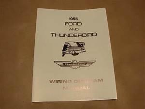 Plt Wd55 Wiring Diagram For 1955 Ford Passenger Cars  Pltwd55