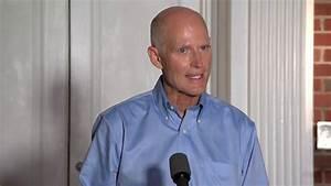 Uncut: Rick Scott Sues Broward County Over Ballot Count ...