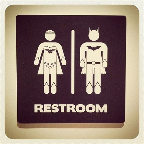 Gender Neutral Bathroom Signs by 17 Of The Most Fabulous Gender Neutral Bathroom Signs