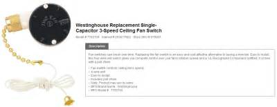 Hampton Bay Ceiling Fan Wiring Diagram Switch by Ceiling Fan Has Only One Speed The Home Depot Community