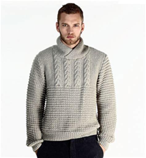 modèle de tricot pour homme gratuit à télécharger