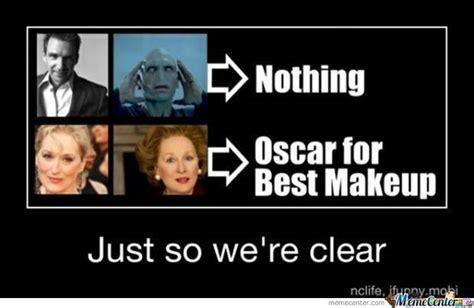 Funny Oscar Memes - oscar awards logic by recyclebin meme center
