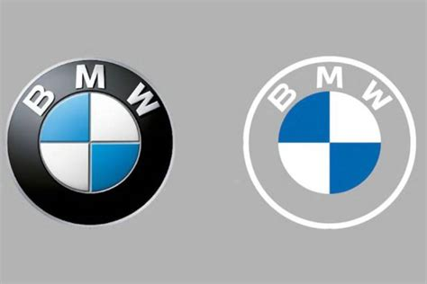 BMW changes logo after 23 years; sees mixed reactions...