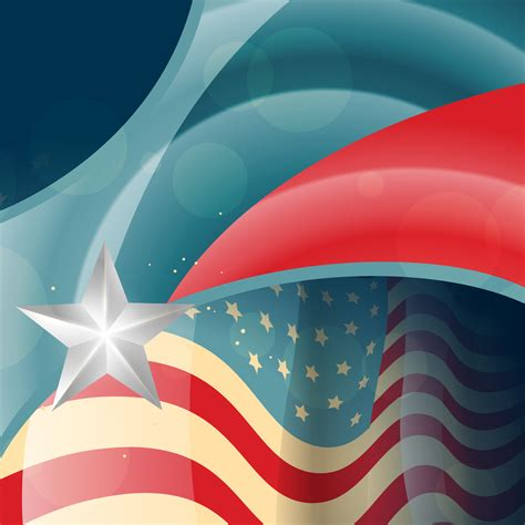 Free American Flag Svg Download – 201+ DXF Include