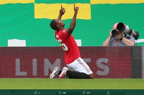 Link Live Streaming Brighton vs Manchester United Liga ...