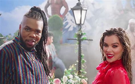 Mnek And Hailee Steinfeld Bring The Colour (and Choreo) In