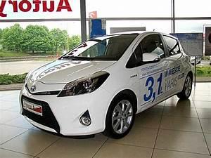 Toyota Yaris Hybride Dynamic : toyota yaris hybrid dynamic skyview hybryda 2013 r ~ Gottalentnigeria.com Avis de Voitures