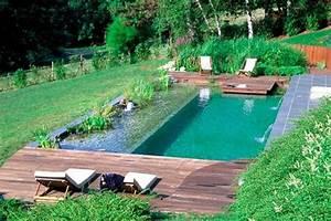 Tarif Piscine Enterrée : piscine naturelle tarif ~ Premium-room.com Idées de Décoration