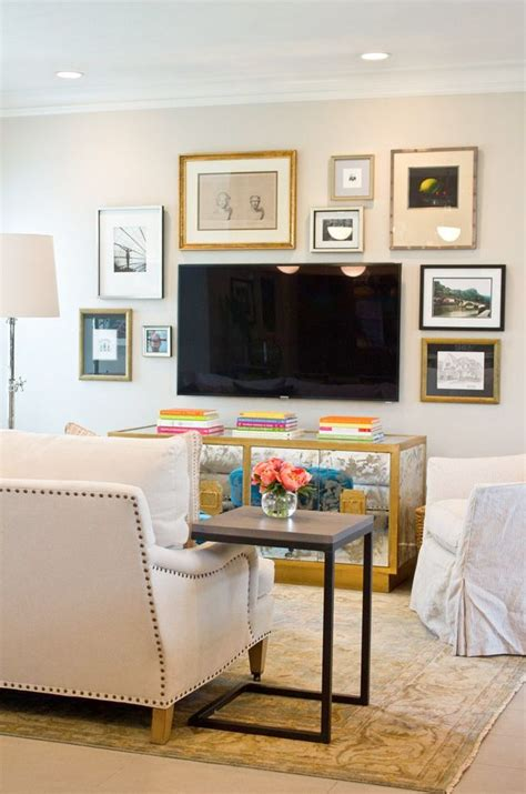 Top 200 modern tv cabinets design ideas for living room decoration 2020. Decorating Around a TV in the Bedroom   Home living room, Home, Decor around tv