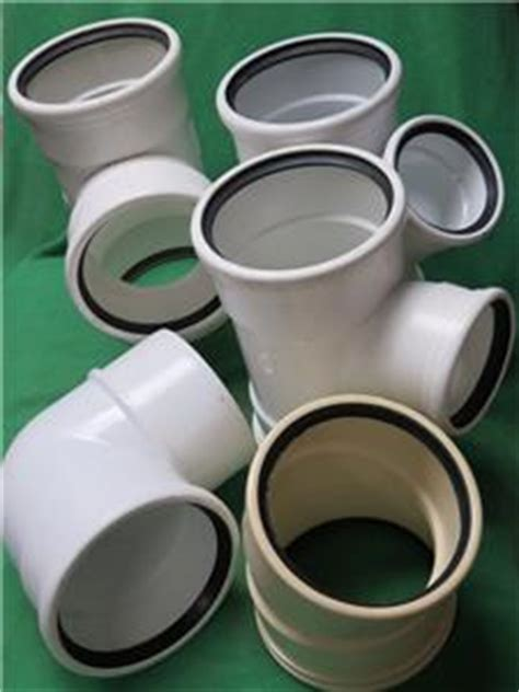 pc sdr  tee wye  elbow gasketed pvc fitting sewer storm drain pipe xx ebay