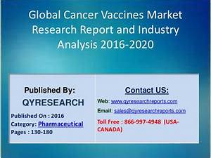 Global Cancer Vaccines Market Application & Research 2016