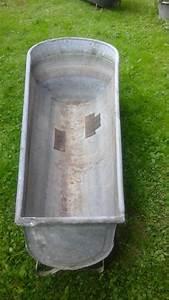 Badewanne Für Draußen : zinkwanne badewanne pflanzk bel in leingarten sonstiges ~ Michelbontemps.com Haus und Dekorationen