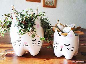 Idee Deco Avec Des Photos : 16 id es d co faire soi m me avec des bouteilles en ~ Zukunftsfamilie.com Idées de Décoration
