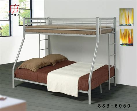 mordern metal frame double decker single bunk bed buy