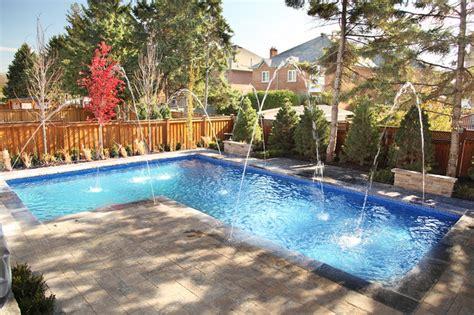 L-shaped Pool