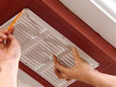 install attic soffit vents  tos diy
