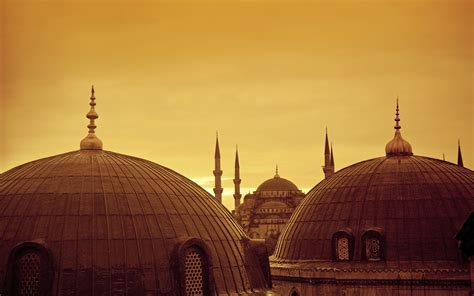 sultan ahmet mosque  blue mosque  istanbul hd