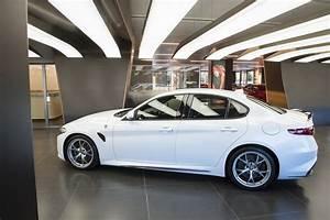 Alfa Romeo Giulia Prix Ttc : nouvelle alfa romeo giulia 2015 ultra performante en quadrifoglio photo 3 l 39 argus ~ Gottalentnigeria.com Avis de Voitures