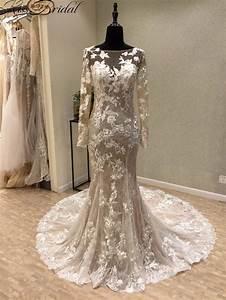 Robe Mariage 2018 : gelinlik arabic mermaid lace wedding dresses 2018 robe de ~ Melissatoandfro.com Idées de Décoration