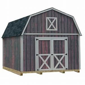 best barns denver 12 ft x 16 ft wood storage shed kit With 16 x 28 barn kit
