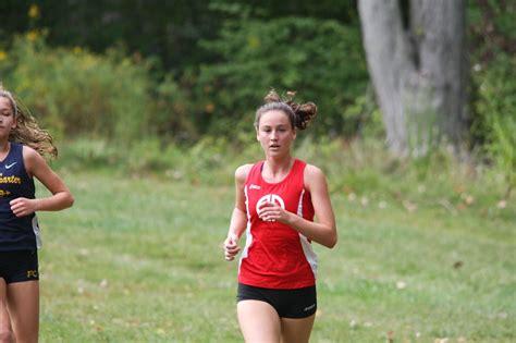 girls cross country patriots run  quakers  ga pc day