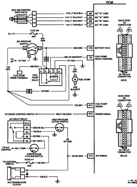2000 S10 Fuel Wiring Daigram by 1995 S10 Blazer 4 3l Code W Has New Fuel And
